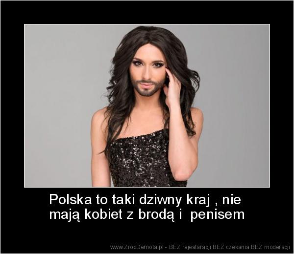 ZrobDemota.pl Polska to taki dziwny kraj , nie mają kobiet