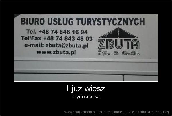 quality design 208e9 58b2c ZrobDemota.pl - I już wiesz czym wrócisz
