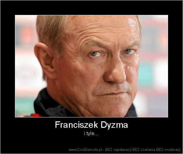 negozio di sconto vendita di liquidazione ordina online ZrobDemota.pl - Franciszek Dyzma i tyle...
