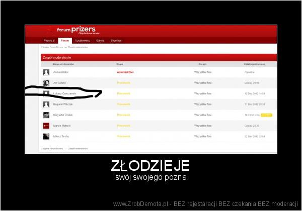 2fbc18c7432 ZrobDemota.pl - ZŁODZIEJE swój swojego pozna
